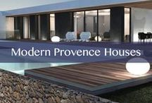 Modern Provence Houses / Modern Provence Houses for sale south of France