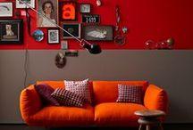 WOHNZIMMER INTERIOR / Wohnzimmer, Living Room, Interior, Einrichten, Living Design, einrichten, Einrichtung, Inspiration,