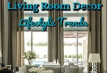 Living Room Decor | Lifestyle Trends / Home Decor Living Room Wall Art, Tables, Sofas, Love Seat, Decorative Pillows, Area Rugs, Curtains, Drapes, Valences, String & Fairy Lights Everything under the Sun to brighten your Lifestyle!