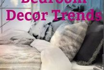 Bedroom | Decor Trends / Home Decor Bedroom Latest Style Trends in Vinyl Wall Art. Bedroom Furniture & Bedding Sets, Pillows, Area Rugs,Night Lights, Beds & Bed Frames. Express yourself, creating a whole new look and feel to the coziest room in your home.