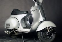 Vespa / by Cameron Roucher