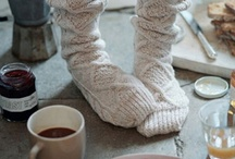Hygge / The Danish word for cozy, soothing, free from worries.