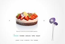 Food and beverage websites / Bon Appétit