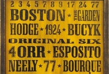 Boston Bruins / by The Grey Ghost