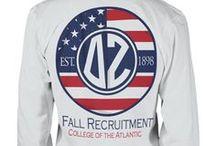 Rush/ Recruitment Shirts