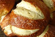 "Breads, Rolls & Pretzels / NO SWEET PINS! Traditional and savory breads, rolls and biscuits, & Pretzels. Please pin sweet pins onto the ""Sweet Tooth:Muffins & breads.Thanks"