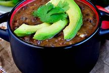 Chili, Soups & Stews / Comfort food in a bowl. Hearty recipes to keep you warm inside