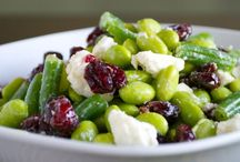 Salads & Vegetarian Dishes / Delicious & healthy meals to bring excitement to your healthy diet