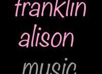 Franklin & Alison Music / Smaller version of our band kickin it out Friday November 3rd 8 pm dinner music 8-11 not dinner music dance music!!! Saltcreek Grille , Forrestal Village  Princeton , N.