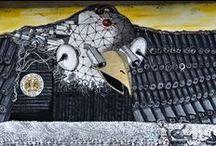 Urbanes Köln | Urban Cologne / Street Art, Graffiti, Murals, Stencils