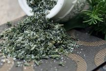 "Fresh Herbs & Spices / Ways to dress up & freeze fresh herbs. Homemade spices & rubs.Fresh herbs in homemade marinades,butters & more. ANY HERB REMEDIES GO ON "" There are signs"""