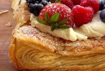 Sweet Tooth: Crepes&Danishes / DO NOT REPIN OTHER PINS FROM THE SAME BOARD. This causes duplicates!!!!!!