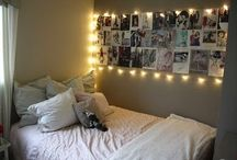 bedrooms / by carly gaines