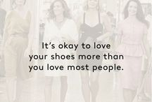 Shoe quotes for shoe lovers / High heel shoe quotes