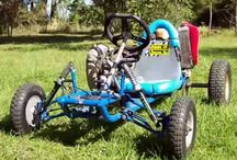 Go-kart / Niel wants to Build one