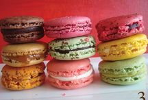 My macaron obsession / Inspiration and ideas for baking macarons at home! Try it! The results are always delicious! Enjoy....