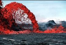 Volcanoes & Hot Lava! / by Carolyn Parsons
