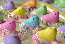 Easter Bunny Time!  / by Carolyn Parsons