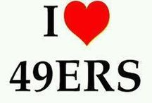 49ers & Niners Coolness!  / I LOVE my NINER boys!