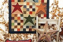 Patch, quilts & co