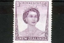 Commonwealth Stamps / Postage Stamp Postage stamps Stamps from the British Commonwealth