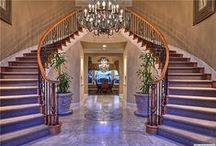Grand Entrances @ Central T.O. / Beautiful entrances to stun and amaze your guests. Make them feel at home the minute they set foot in your house. Welcome!