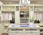 Wonderful Walk-in Closets @ Central T.O. / What woman DOESN'T want an amazing walk-in closet? Build function and fashion together with these amazing designs and ideas. Inspire yourself to create a closet that makes your friends ooh and ahh.
