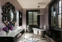 """Spa Bathrooms @ Central T.O. / Spa bathrooms are all the rage - or shall we say, all the """"relax"""". Want to upgrade your bathroom or build one that resonates calm? Check out our pins here and find inspiration for your spa bathroom now!"""