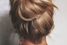 Perfect hair / Special occasion or casual hair styles :)