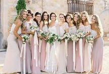 CBC Beautiful Bridesmaids / http://www.carinabcouture.com/