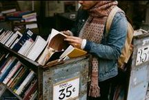 """Read / """" a book dreams. the book is the only inanimate object that can have dreams """". / by Allie"""