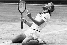 Tennis Channel | Tennis Through the Years / The sport of tennis is filled with great moments and amazing personalities.  Take a look back with us.