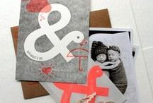 Invites and Paper / Wedding and event invitation inspiration, all things paper