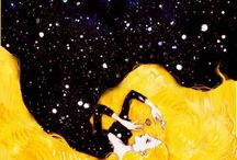 Art - playful, whimsical, sarcastic... / The lighter side of Life - with a Twinkle... / by Edith
