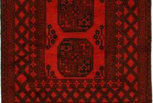 Carpets & Rugs, Kelims & Throws... / Carpets are hand-knotted and and Kelims hand-woven - therein lies their value - little error here and there are  proof and welcome... / by Edith