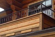 Ornamental Railing / Ornamental and Wrought Iron Railing