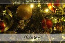 Holidays / National holidays, religious holidays and historical reenactments