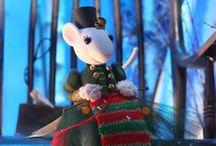 Рождественское и новогоднее оформление / Актуальные тенденции рождественского и новогоднего оформления
