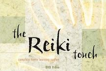 Reiki Books / Books I have in my 'library' on Reiki