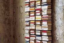 Book storage space