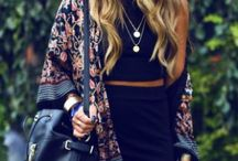 fashion / Clothes I think are a good combination, or some cool items.