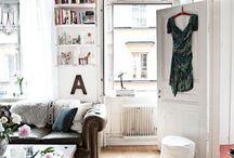 Appartement / Déco / Petit coin de rêve, un appartement parisien.