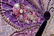 Mosaik Keramik Beton Hobby