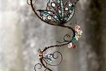 Wire Art I love / Anything from Words to Jewelry...