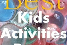 Kid Activities  / Activites that kids can enjoy if they have Sensory issues or just want to have FUN!