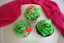 Cupcake Fantasia / Creating elegant and mouth watering Wedding & Special Occasion Cupcakes & Cakes in Zante