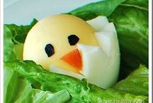 Easter and Eggs / Healthy recipes for Easter / by MU Family Nutrition Education Programs