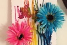 Children's crafts / Gifts that can be made by my grandchildren