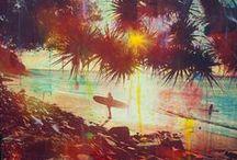 Sun. Sand. Sup. Surf.  /
