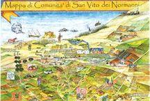 < Maps > Mappe di Comunità del Salento | Puglia | Italia